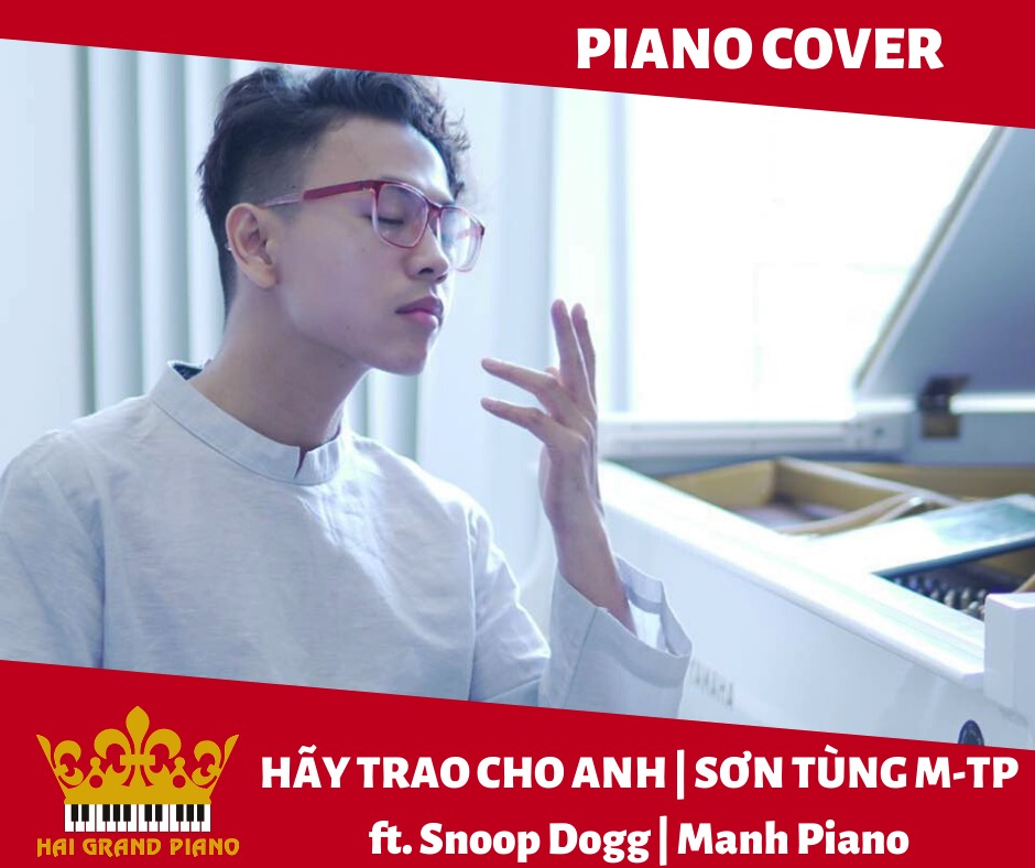PIANO COVER | HÃY TRAO CHO ANH | TUẤN MẠNH